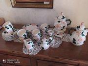 31 Teiliges Villeroy Boch Kaffee-Teegeschirr