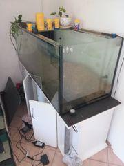 Aquarium 576 Liter mit Ablaufschacht