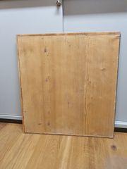 Kassettendecke Maßivholz 546x522cm