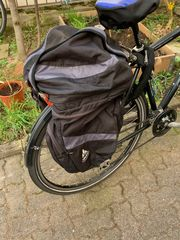 Vaude Fahrradtasche komplett