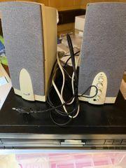 CD-Spieler Schneider CDP7300RC 2 Lautsprecher