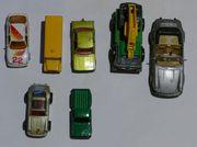 Modellautos Matchbox Blech Plastik