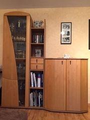 Schrankwand für Wohnzimmer