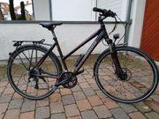 Damen Trekkingbike Bergamont Fahrrad neuwertig