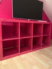 Kallax Regal Pink Hochglanz