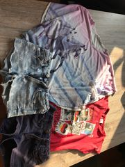 Kleiderpaket Mädchen Gr 122 - 140