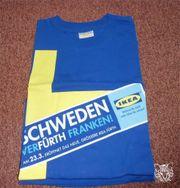 Original IKEA Werbe-T-Shirt zur Eröffnung