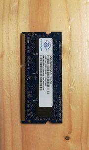 Laptop RAM 4GB DDR3 - Gebraucht