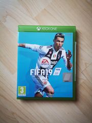 Xbox One FIFA 19 Spiel