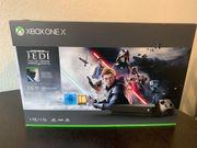 Xbox One X - 1 TB - schwarz