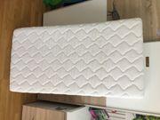 Neuwertige Matratze für Gitterbett 70x140cm