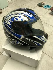 Motorradhelm Rollerhelm Gr S HJC