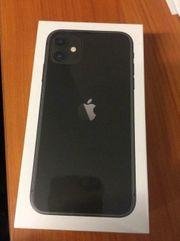iPhone 11 64GB Schwarz - Neu