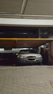 Duplex Garage in Grunwinkel Karlsruhe