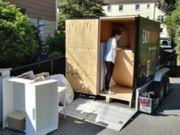 Lagerplatz Umzug mobile self storage