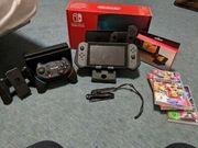 Nintendo Switch mit Zubehör
