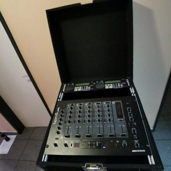 DJ Controller Mischpult JBL old-school