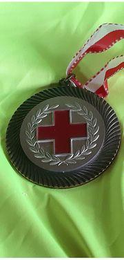 Medaille 4 Sanitätshilfe Landeswettbewerb 1991