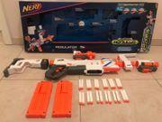 Nerf Regulator