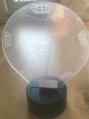 Bayer 04 Leverkusen 3D Lampe