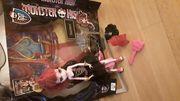 Große Monster High Sammlung