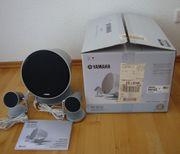 Yamaha Lautsprechersystem 2 1 Typ