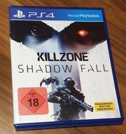 Ps4 Spiel Killzone shadow fall