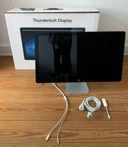 Original Apple Thunderbolt Display 27