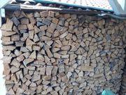 Brennholz Fichte ofenfertig