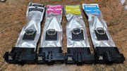 4x PIGMENT Patronen T9451-T9454 T9441-T9444