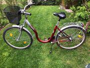 Fahrrad Tiefeinsteiger 3-Gang