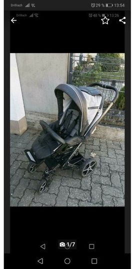 Kinderwagen - hartan vip gt kinderwagen kombi