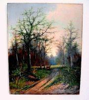 Top altes Gemälde Ölgemälde um