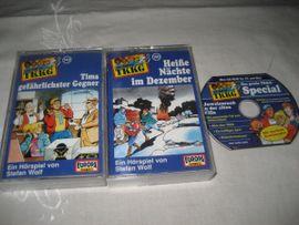 Baby- und Kinderartikel - 2 Stück TKKG Hörspielcassetten Kassetten