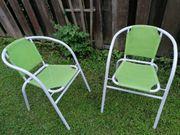 Gartenstühle Klapptisch