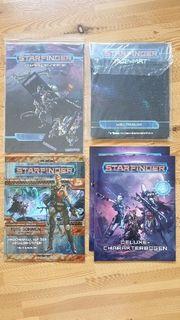 Starfinder-Paket Tote Sonnen- Zwischenfall Charakterbögen
