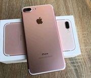 I Phone 7 Plus Rose