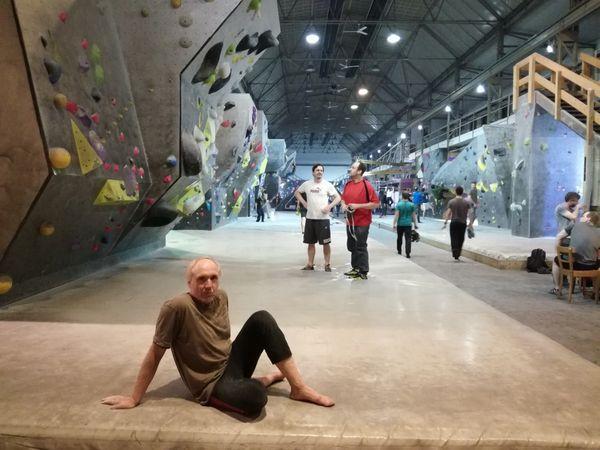 Freizeit und Kletterpartner in gesucht