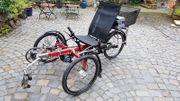 Anthrotech Trike Dreirad Liegerad