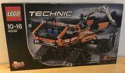 Lego Technic - Arktis Kettenfahrzeug 42038 -
