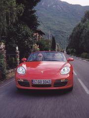 Porsche Presse Booklet Boxster