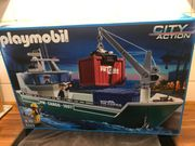 Playmobil Containerschiff 5253 in OVP