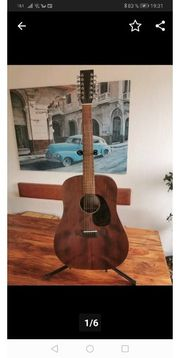12 saitige Gitarre von Sigma