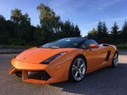 Lamborghini Gallardo Spyder E-Gear