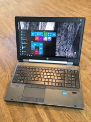 Laptop HP EliteBook i7 Prozessor