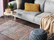 Teppich hellbunt 80 x 150