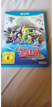 Zelda Windwaker Wii U