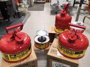 Gefahrstoff-Behälter Justrite