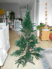 Weihnachtsbaum Kunststoff ca 1 50