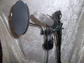Studio, Recording (Equipment) - Tonstudio 8 Spuren Set TASCAM